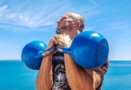 Wspomaganie treningu siłowego